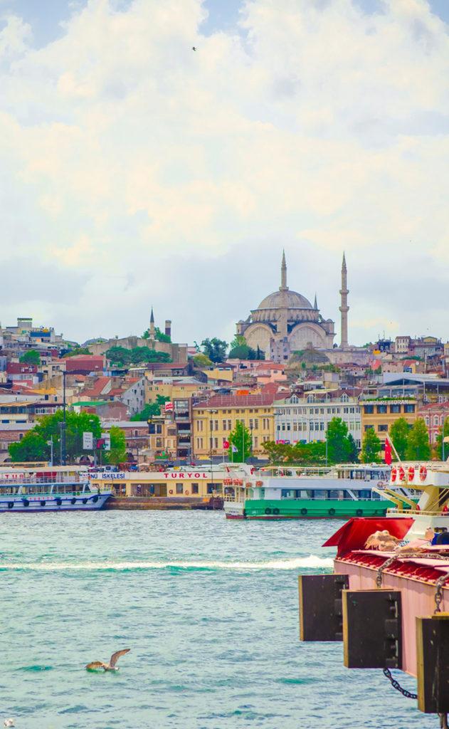 رحلة شركة ماس العالمية إلى إسطنبول